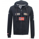 grossiste Pulls et Sweats: Sweat Homme GYMCLASS MEN FULL ZIP ASS A 100