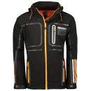 Großhandel Fashion & Accessoires: Herren Softshell ROMAIN MEN 007
