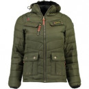 wholesale Coats & Jackets: Boy's parka ARIE HOOD BOY 001
