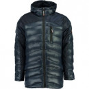 wholesale Coats & Jackets: Men's parka DOUDOU MEN 056