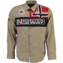 wholesale Shirts & Blouses: ZORARZ LS MEN 100 Men's Shirt