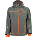 wholesale Coats & Jackets: Men's Softshell TUSHIBA MEN 007 + BS