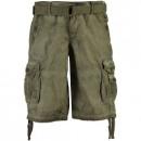 wholesale Shorts: Men's Bermuda shorts PABLO MEN 063 + BS
