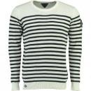 groothandel Truien & pullovers: Heren Sweater FRONTAL MEN 224