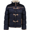 wholesale Coats & Jackets: Boy's parka AVIEL BOY 001