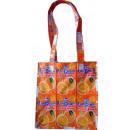 Orange juice fruit juice shopping bag XL