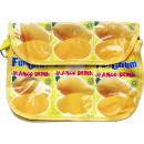 Mango drink recycling capes messenger bag