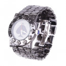 Premium metal cubes Wirst watch