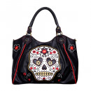 Banned Sugar Skull handbag