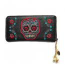 Banned Sugar Skull wallet