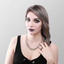 wholesale Skirts: Rockabilly women's necklace l ...