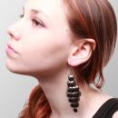 Vintage Elegáns fülbevalók