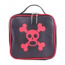 Skull monkey lunch bag