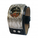 Biker blazing Wirst watch