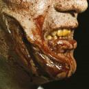 Halloween zombie cut