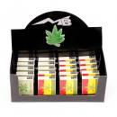 grossiste Briquets: marijuana briquets dans le Display