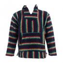 wholesale Coats & Jackets: Unisex kangaroo jacket Rasta colors M