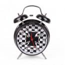 Iron cross bell alarm clock