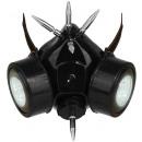Steampunk Atemschutz Gasmaske Atemschutzmaske mit