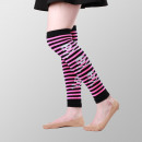 Großhandel Strümpfe & Socken: Pinky Totenkopf Beinwärmer