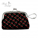 Cherries coin purse