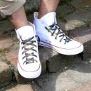 nagyker Cipő kiegészítők:cipőfűző Camouflage zöld