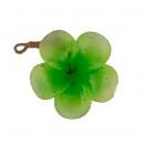 Lotosowego kwiatu zieleni mydła mydło handmade Taj
