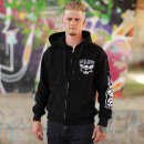 Billy Eight Hooded Jacket Unisex Until da Death Lo