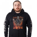 wholesale Coats & Jackets: Men's hoodie jacket wild hell time glows in th