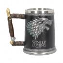 wholesale Drinking Glasses: King of Thrones Winter is Coming Krug Bierkrug