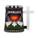 wholesale Drinking Glasses: Metallica Master of Puppets mug beer mug