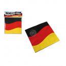Paper napkins, German Flag, ca. 33 x 33 cm, 2 ply,