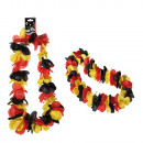 Aloha Wreath, Germany flag, about 50 cm, with Hea