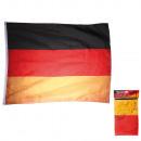 mayorista Gadgets y recuerdos: Bandera de Alemania, Vintage Look, 150 x 90 cm,