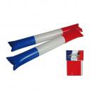 grossiste Gadgets et souvenirs: Bâtonnets  gonflables pour  applaudir, drapeau ...