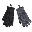 wholesale Gloves: Cuddly gloves, Touch, 100% polyester