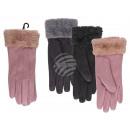 groothandel Kleding & Fashion: Kunstleer handschoenen, elegantie, 100% ...