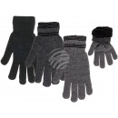 wholesale Gloves: Cuddly gloves, Men Style, 50% polyacrylic