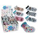 Großhandel Strümpfe & Socken: Magische Socken,  72% Baumwolle & 25% Polyester & 3