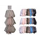 Scarf, Autumn Collection I, 30% coton & 70%