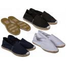 Textile shoes, Espadrilles I, size: 37-41