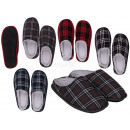 wholesale Shoes: Men's Slippers, Checker, 100% polyester