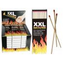 XXL-Matches, ca. 20 cm, 40 pcs. in cardboard box,