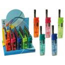 wholesale Lighters: Mini electric  fireplace lighter, Colours, 5 colour