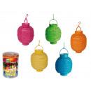 ingrosso Articoli da Regalo & Cartoleria: Lanterna di carta  con LED, di circa 15 cm, 5 color