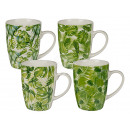 grossiste Tasses & Mugs: New Bone China  tasse, conception, feuilles 10 x 8