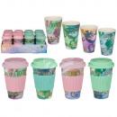 mayorista Tazas y boles: Taza de bambú con tapa de silicona, Bambú para lle