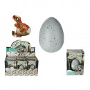 wholesale Toys: Growing dinosaur in egg, ca. 11 cm, 4 ass., 6 pcs.