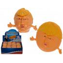 Großhandel Bälle & Schläger: Softgummi-Ball, Splat President, ca. 8,5 cm