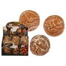 Großhandel Bälle & Schläger: Soft-Springball, Fossil, ca. 6,5 cm